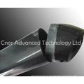Высокопрочный глушитель из углеродного волокна / выхлопная труба, детали из углеродного волокна