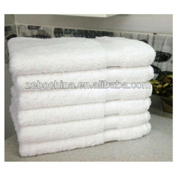 Eco friendly soft multi color available wholesale hotel 100 cotton towels
