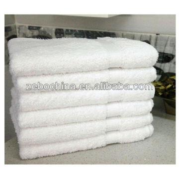 Eco friendly soft multi color available wholesale hotel 100 cotton towels