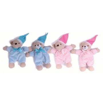 Fourniture d'usine de jouets neufs conçus pour bébé en peluche