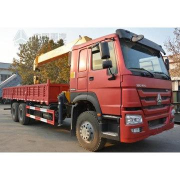 Sinotruck HOWO Truck Mounted Crane