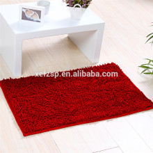 red non woven polyester door mat