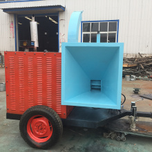 Diesel Engine Garden Shredder Wood Chipper