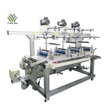 PVC Film Three Seater Multi layer Lamination Machine