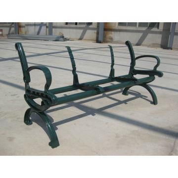 La aleación de aluminio del OEM a presión fundiciones para el banco del parque y de la calle Arc-D681