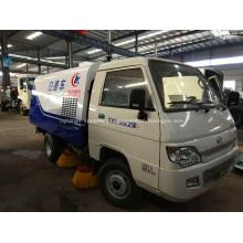 Futon shidai caminhão varredor de estrada