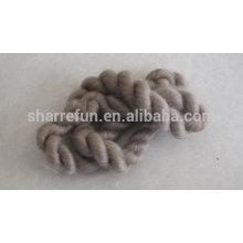 Beaux Cachemire chinois marron 16.5mic / 44mm