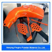 Orange Waterproof Powder Coating Paint