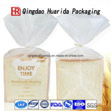 Top Grade Transparent Bread Packing Baked Food Packaging Bags