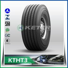 neumáticos sin aire baratos del remolque del neumático 295 / 75R22.5 285 / 75R24.5