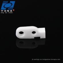 parte de aislamiento de perno de soldadura de cerámica de zirconia
