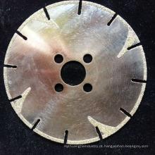 Discos de corte amplamente utilizados na china