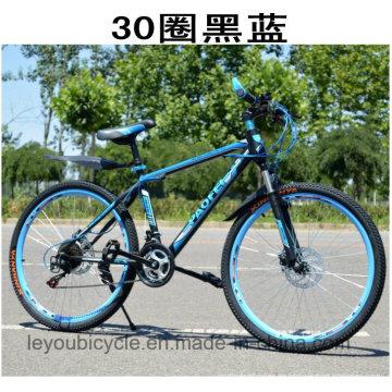 Venta caliente de alta calidad de bicicleta de montaña de aluminio de carbono MTB