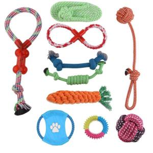 Dog Chew Toys Set mainan anjing