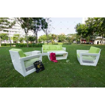 Modern Design Wicker Patio Sofa Set
