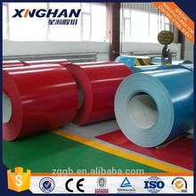 cold rolled color steel coil PPGI