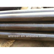 труба ASTM a53/труба углерода a106 мс круглого вес трубы