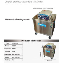 Super Powerful Multifunctional Single Station Ultrasonic Cleaner