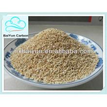 Maiskolbengranulat für Schleifmittel