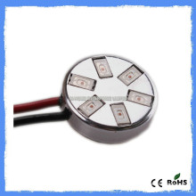 New Design IP67 6 leds waterproof boat led light, marine spot led light for yacht,boat, ship,marine