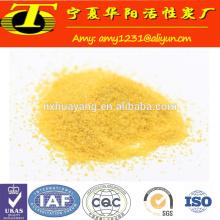 Clorhidrato de aluminio PAC de alta eficiencia para la purificación del agua