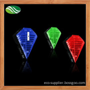 Diamond Shaped Laser Rechargeable Laser Tail Light