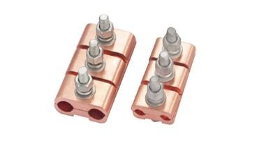 แถบ JBT Copper Parallel Groove Clamp