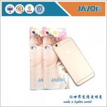 Мобильный телефон микро-волокна чистого ткань