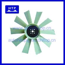 El motor diesel parte la asamblea de la aspa del ventilador oscilante PARA CUMMINS QT827421 560MM-25.5-50-60