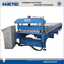 MT950 Métal rouleau de toiture formant la machine