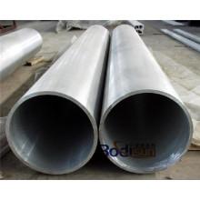 Tubo de Aluminio 6061 T6, Tubo de Aluminio Flexible, Perfil de Extrusión, Redondo, Flujo Paralelo Mutihole Plano, Circular, Cuadrado, Extrusión, Condensador, Evaporador