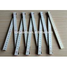 2M / 80 '' 10 dobra o nível de régua de dobramento de madeira