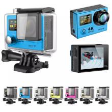 WiFi Спорт действий камера 1080p полный HD шлем подводные Водонепроницаемые спортивные видео камера mini HD видеокамера