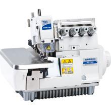 Máquina de coser de Overlock de br - 700d Super alta velocidad transmisión directa