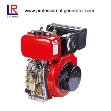 4-Stroke Diesel Engine with 1-Cylinder Air Cooled