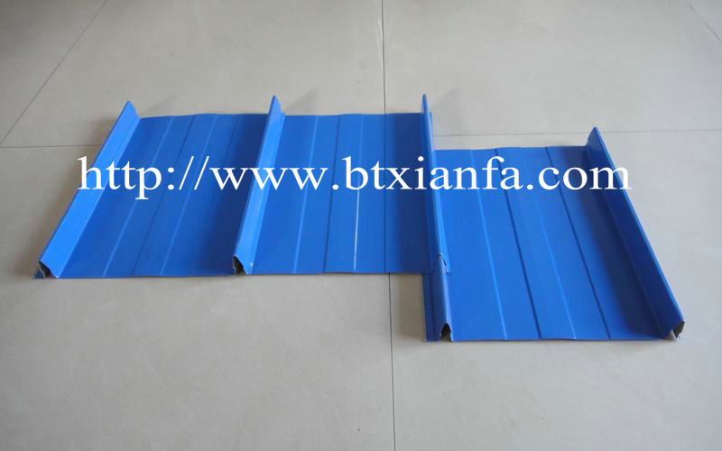 Standing Seam Roll Forming Machine (3)