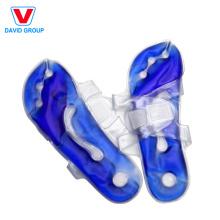 Fábrica fornecer diretamente clique aquecedor de pé do bloco de calor