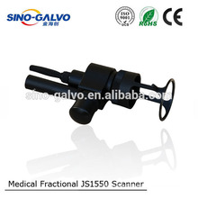 JS1550 high accuracy co2 scar removal machine