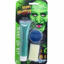 Hallowmas Maquillaje Halloween Cosméticos Partido de juguete