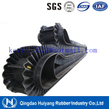 Tcs Type Sidewall Cleated Rubber Conveyor Belt