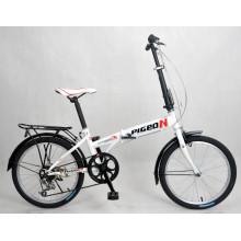 Bicicleta plegable para ciudad fuerte (FP-FDB-D019)