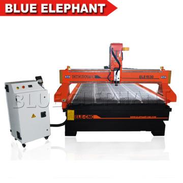ELE- 1530 - Machine de défonceuse CNC en bois 4A à débattement élevé