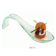 Пластиковая посуда Одноразовая ложка для коктейлей