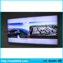 Factory Price LED Fabric Textile Light Box