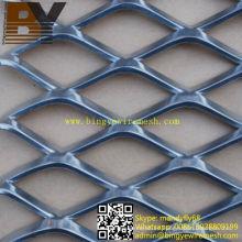 Malla de chapa de aluminio expandido de diamante