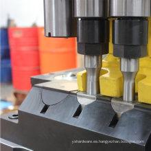 Perforadora de la marca de perforación del CNC de la alta precisión Pprd103