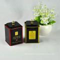 Popular Square Metal Tea Tin Can / Tin / Coffee Tin Box