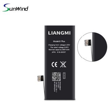 2691mAh 3.82v Li-ion Battery for iPhone 8 Plus