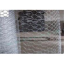 Tipo de malha de arame elétrico Galvanizado Material Rede de arame hexagonal