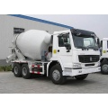 Howo 8cbm cement concrete mixer truck for sale